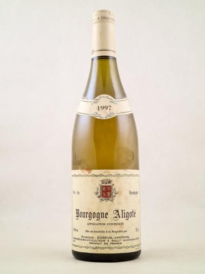 Dureuil-Janthal - Bourgogne Aligoté 1997