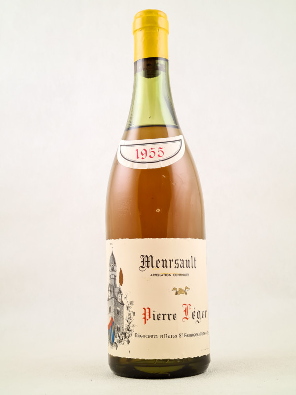 Pierre Léger - Meursault 1955