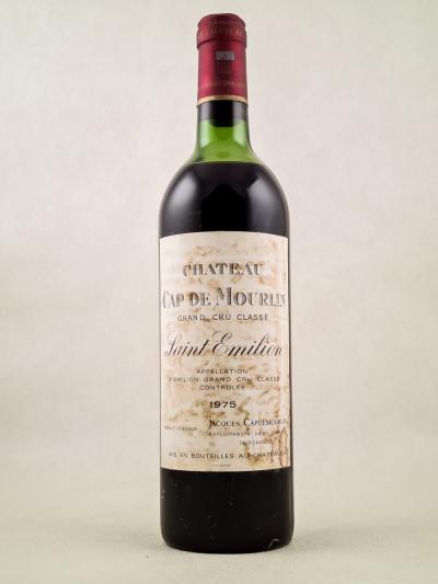 Cap de Mourlin - Saint Emilion 1975