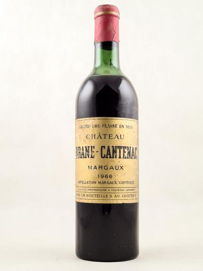 Brane Cantenac - Margaux 1966