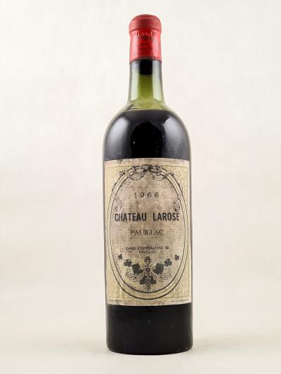 Larose - Pauillac 1966