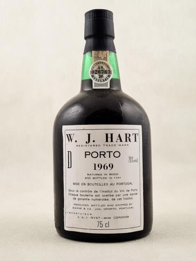 W.J Hart - Porto Vintage 1969