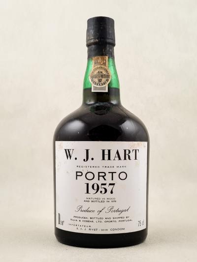 W.J Hart - Porto Vintage 1957