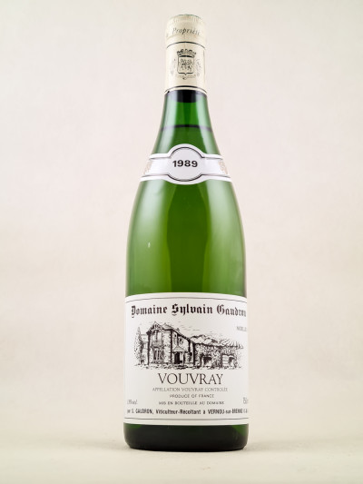 Sylvain Gaudron - Vouvray 1989