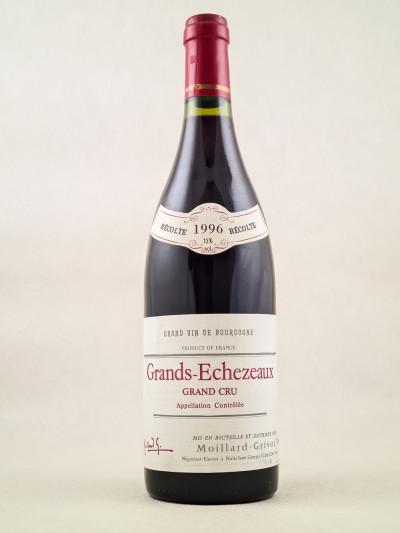 Moillard - Grands Echezeaux 1996