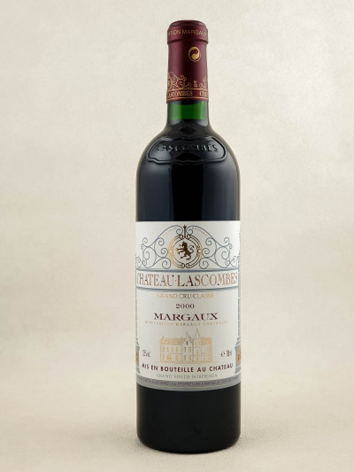 Lascombes - Margaux 2000