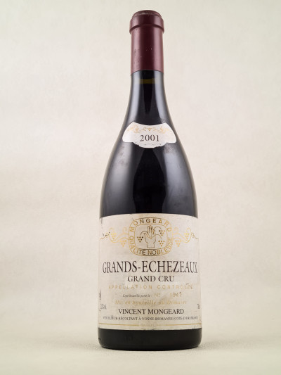Vincent Mongeard - Grands Echezeaux 2001