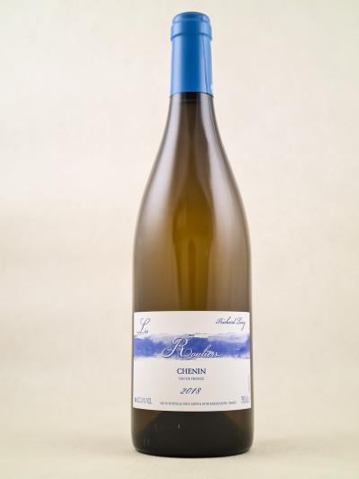"""Richard Leroy - Vin de France """"Les Rouliers"""" 2018"""