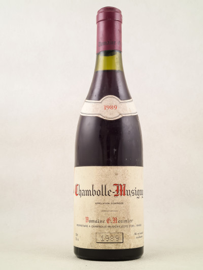 Georges Roumier - Chambolle Musigny 1989