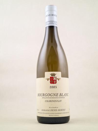 Denis Mortet - Bourgogne Chardonnay 2005