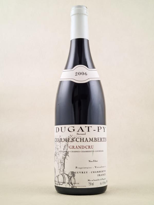 Dugat Py - Charmes Chambertin 2006
