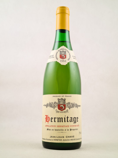 Jean Louis Chave - Hermitage Blanc 1984