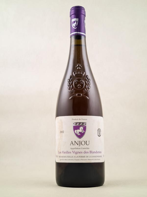 """Mark Angéli - Anjou """"Les Vieilles Vignes des Blanderies"""" 2002"""