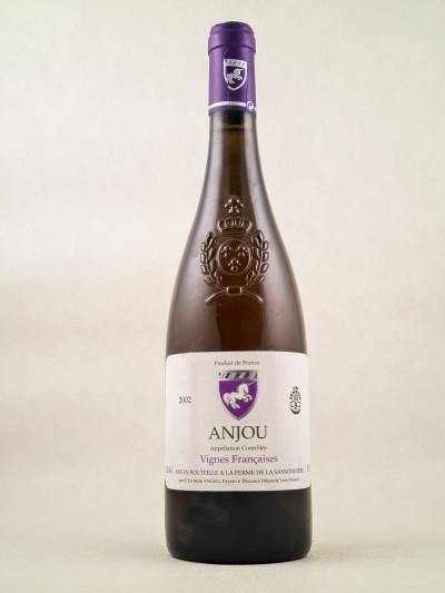 """Mark Angéli - Anjou """"Vignes Françaises"""" 2002"""