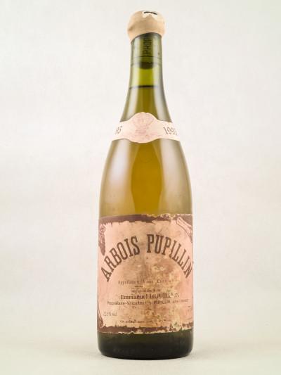 Overnoy - Arbois Pupillin blanc Chardonnay 1995