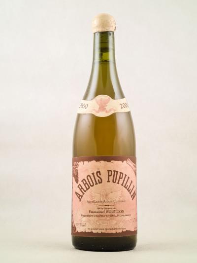 Overnoy - Arbois Pupillin blanc Chardonnay 2000