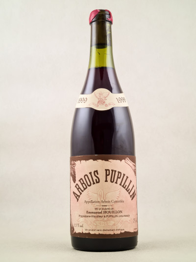 Overnoy - Arbois Pupillin rouge 1999