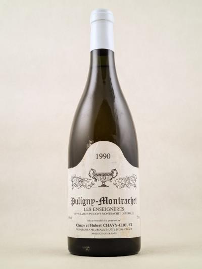 """Chavy Chouet - Puligny Montrachet """"Les Enseignères"""" 1990"""