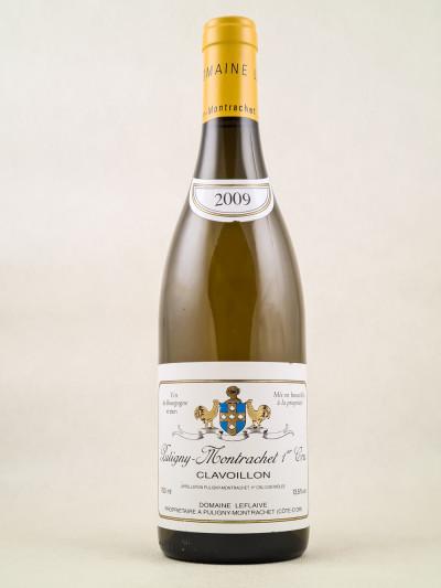 "Leflaive - Puligny Montrachet 1er cru ""Clavoillon"" 2009"