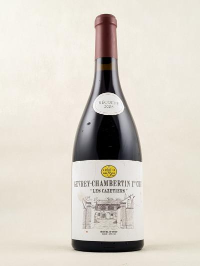 "Louis Père & Fils - Gevrey Chambertin 1er cru ""Les Cazetiers"" 2008 MAGNUM"