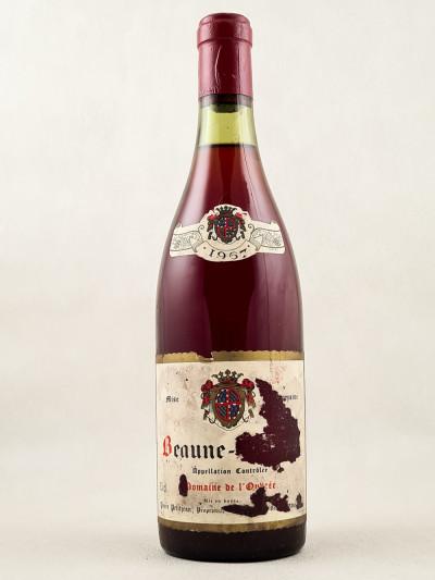 Domaine de l'Ouvrée - Beaune 1967