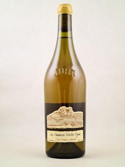"""Ganevat - Côtes du Jura """"Les Chalasses Vieilles Vignes"""" 2003"""