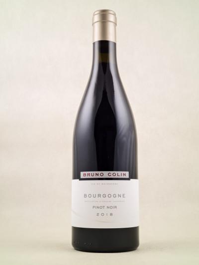 Bruno Colin - Bourgogne Pinot Noir 2018