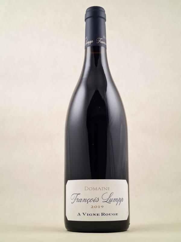 """François Lumpp - Givry 1er Cru """"A Vigne Rouge"""" 2019"""