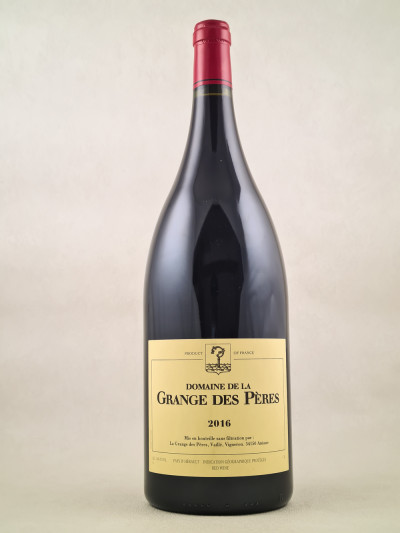 Grange des Pères - IGP Pays d'Hérault 2016 MAGNUM
