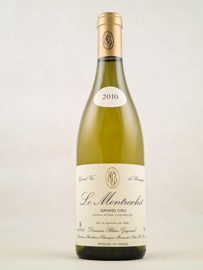 Blain - Gagnard - Montrachet 2010