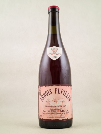 Overnoy - Arbois Pupillin rouge 2011