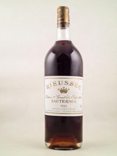 Rieussec - Sauternes 1980