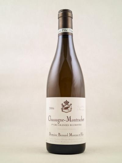 "Bernard Moreau - Chassagne Montrachet 1er cru ""Grandes Ruchottes"" 2006"