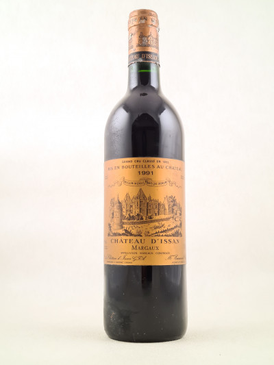 D'Issan - Margaux 1991