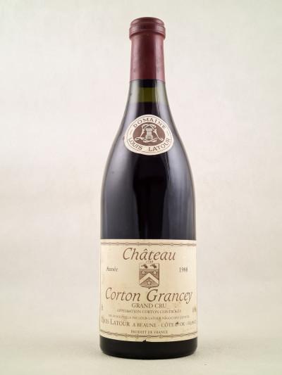 Louis Latour - Corton Grancey 1988