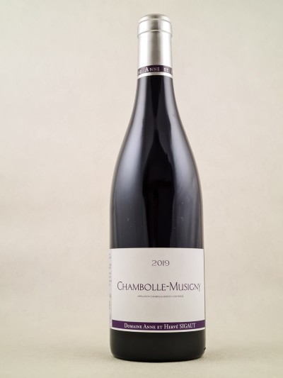 Sigaut - Chambolle Musigny 2019