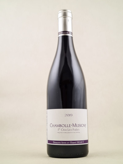 """Sigaut - Chambolle Musigny 1er Cru """"Les Fuées"""" 2019"""