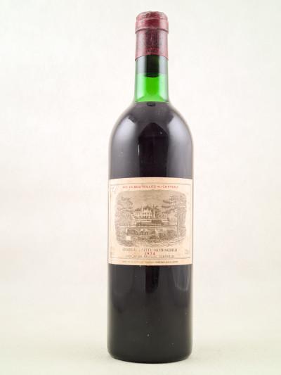 Lafite Rothschild - Pauillac 1974