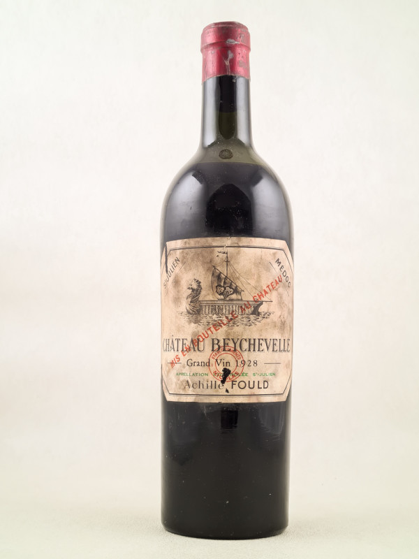 Beychevelle - Saint Julien 1928