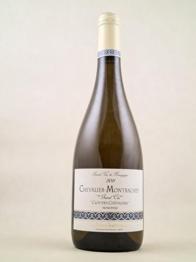 """Jean Chartron - Chevalier Montrachet """"Clos des Chevaliers"""" 2011"""