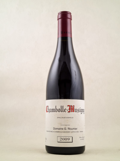 Georges Roumier - Chambolle Musigny 2009