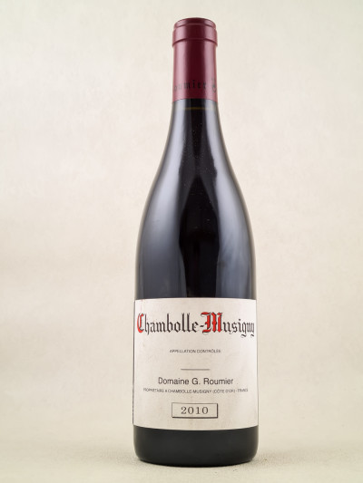 Georges Roumier - Chambolle Musigny 2010