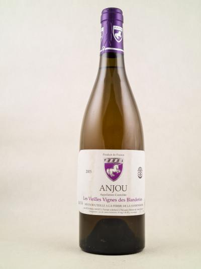 """Mark Angéli - Anjou """"Les Vieilles Vignes des Blanderies"""" 2005"""