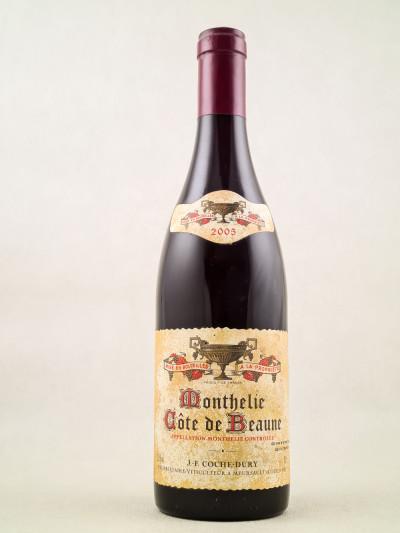 """Coche Dury - Monthélie """"Côte de Beaune"""" 2005"""