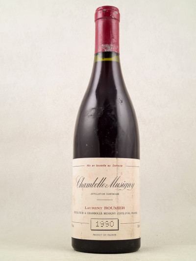 Laurent Roumier - Chambolle Musigny 1990