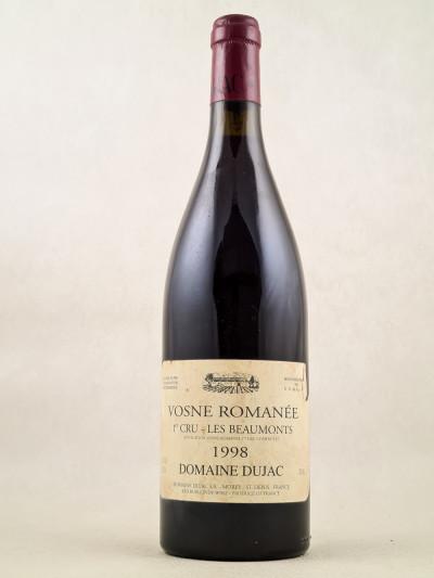 """Dujac - Vosne Romanée 1er cru """"Les Beaux Monts"""" 1998"""