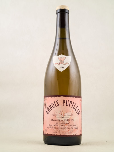 Overnoy - Arbois Pupillin blanc Chardonnay 2011