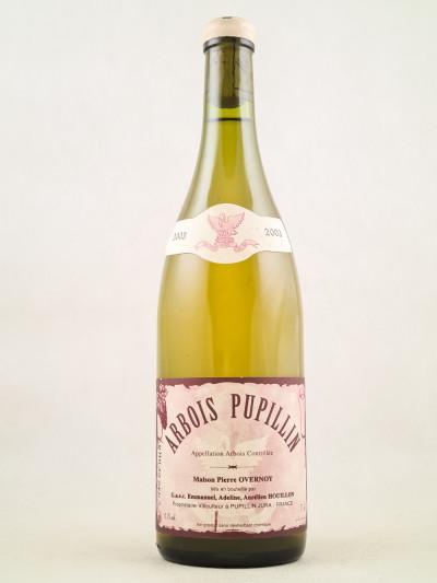 Overnoy - Arbois Pupillin blanc Chardonnay 2003