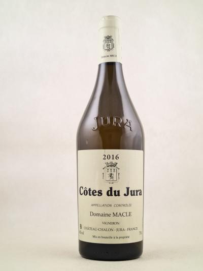 Macle - Côtes du Jura 2016