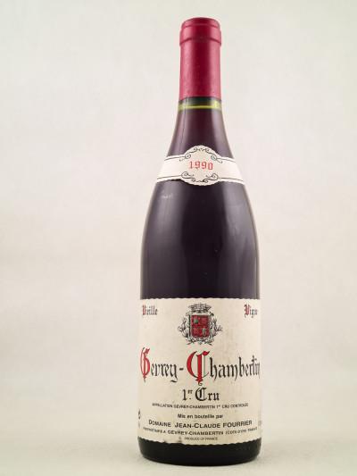 Fourrier - Gevrey Chambertin 1er Cru 1990